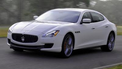 Maserati Quattroporte Competitors