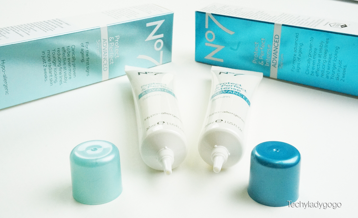 Review] รีวิว No7 Protect and Perfect ADVANCED Serum เซรั่ม