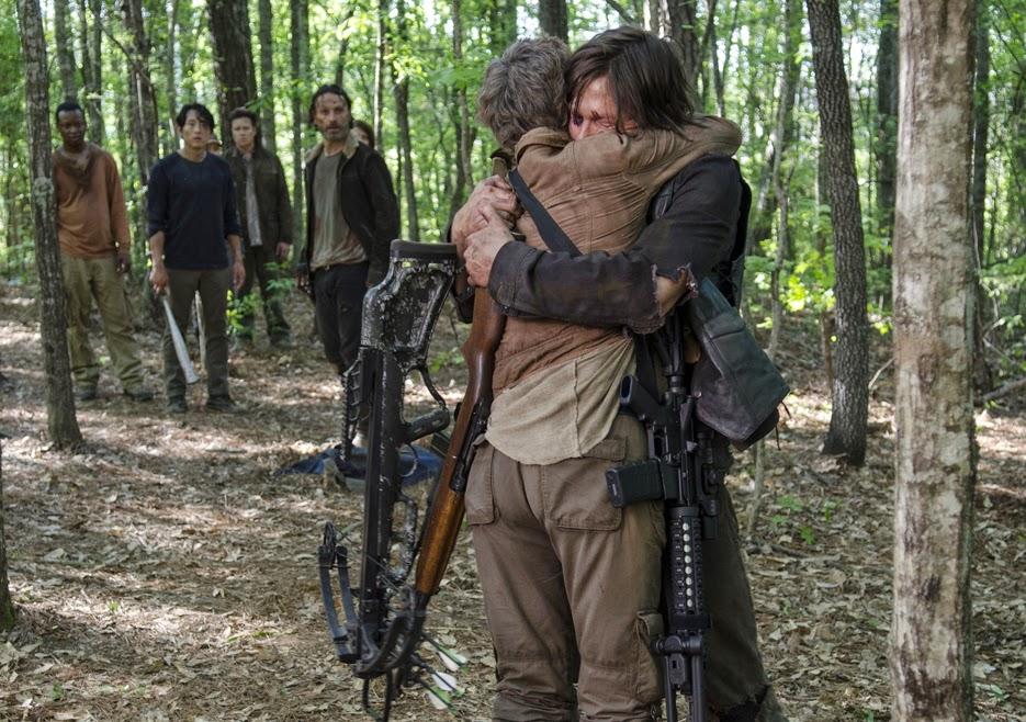 è Carol e Daryl incontri nella vita reale Batman Arkham origini matchmaking FIX