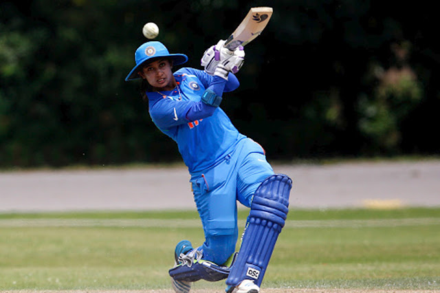 ICC Women's World Cup 2017: Mithali Raj Shatters World Record
