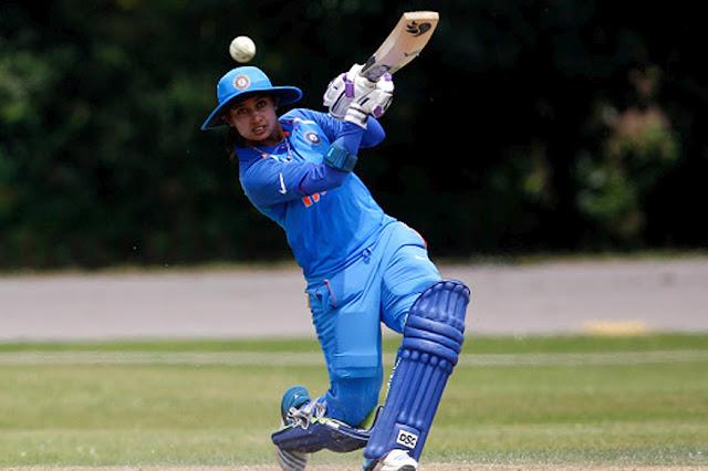 ICC Women's World Cup 2017: Mithali Raj Shatters World Record