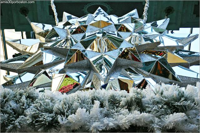 Holiday Glamour 2017 del Hotel Bellagio: Estrella Plateada Gigante