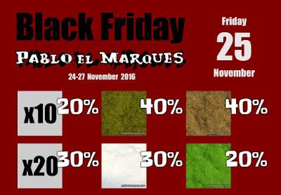 Black Friday: Viernes 25