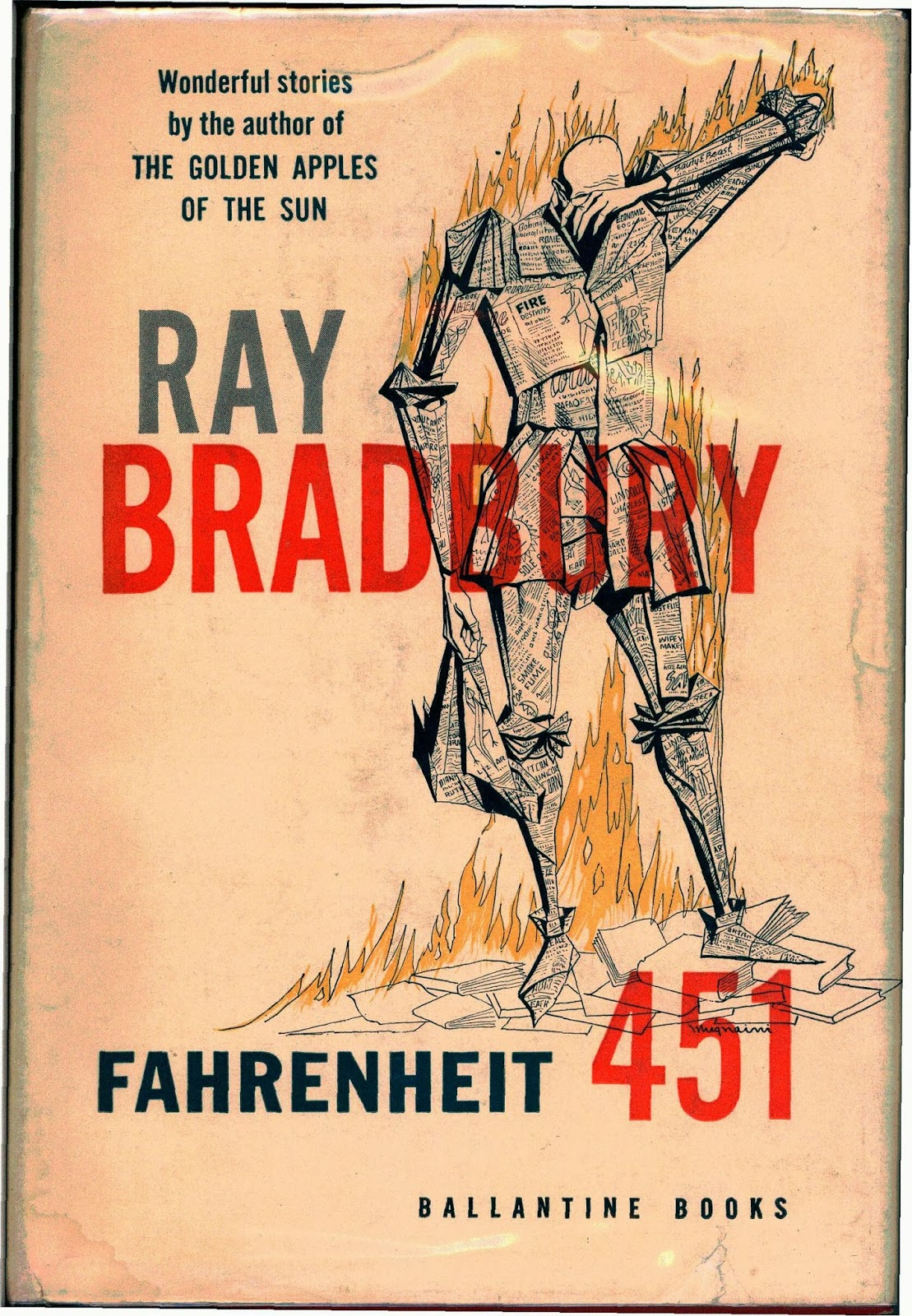 The Nick Carter Amp Carter Brown Blog Fahrenheit 451 By Ray