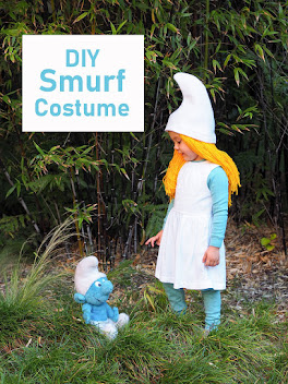 Easy DIY Smurf Costumes