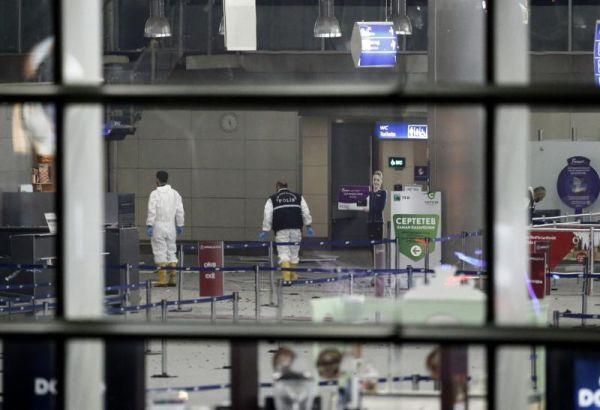 Serangan Berani Mati Di Lapangan Terbang Istanbul