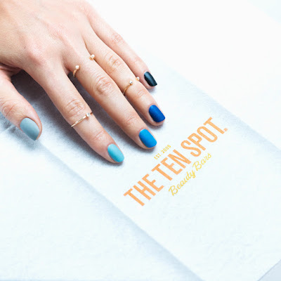 The Ten Spot, dress for success canada, manicure, pedicure, free spa services, toronto spa, kristen wood