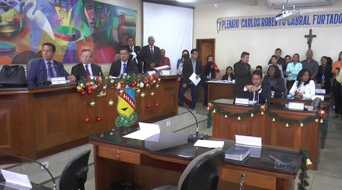 A CÂMARA MUNICIPAL DE ITAITUBA ENCERROU O ANO DE 2017 COM SALDO POSITIVO PERANTE A SOCIEDADE.