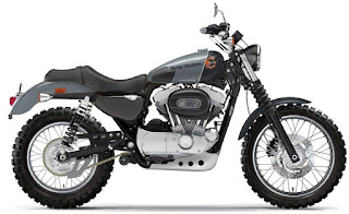 sportster scrambler and adventure kit by hugo moto