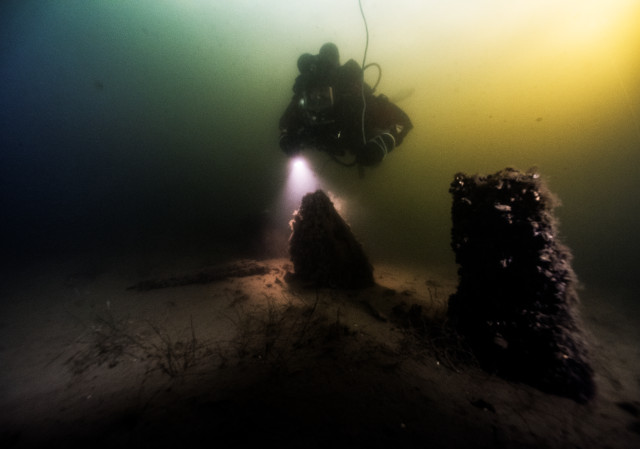 Wreck of historic warship identified off coast of southern Sweden
