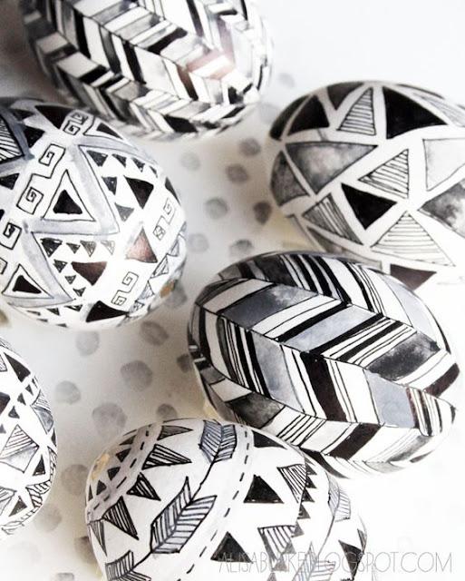 http://alisaburke.blogspot.hu/2013/03/geometric-eggs.html