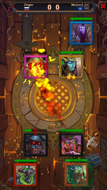 Dungeon Crusher: Soul Hunters Apk-Appzmod