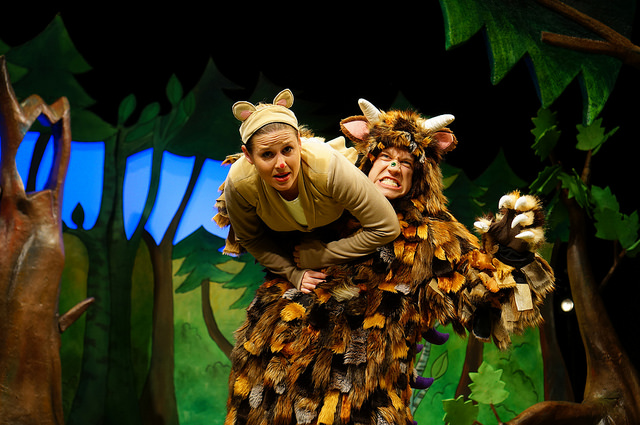 We watched the Gruffalo Live at The Lowry over Twixmas. Here is what we thought of this stage adaptation of Julia Donaldson's much-loved book.