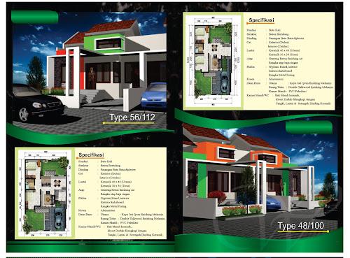 Brosur Regency Dan Resident Jasa Desain Brosur