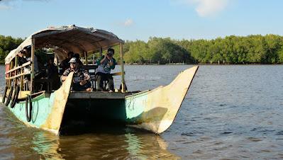 perahu gondang gandung