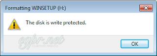 شرح بالصور طريقة حماية USB Flash من الفيروسات