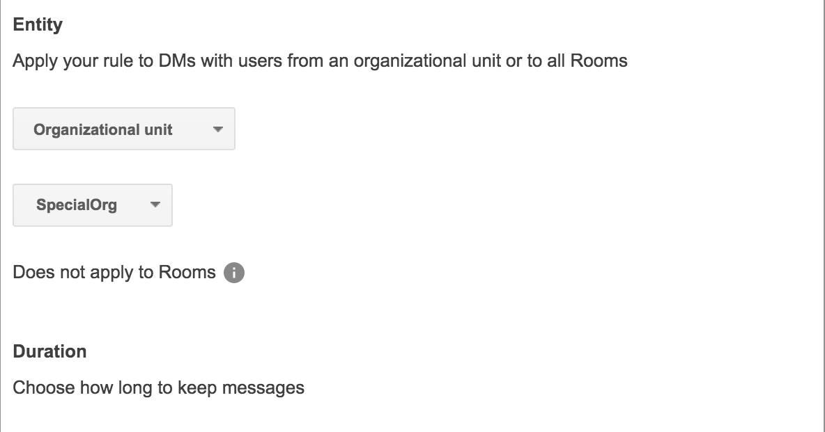 Can google chat be monitored