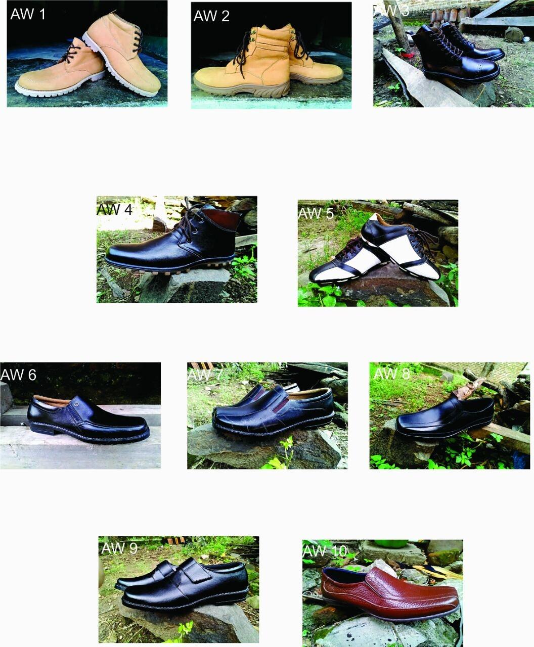 Agen | Grosir Sepatu Kulit Asli Magetan | Surabaya