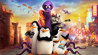 penguins of madagascar hd resolution wallpaper