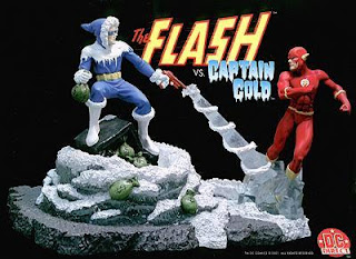 statue dcdirect flashvsccold