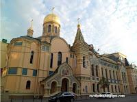 viaje a Rusia, Moscú, Iglesia