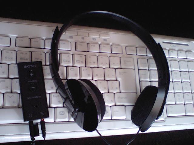 Linux Kubuntu 16.04でソニー製USBヘッドセット「DR-350USB」を使ってみました