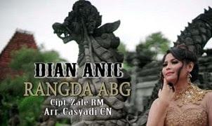 Lirik Lagu Rangda ABG - Dian Anic