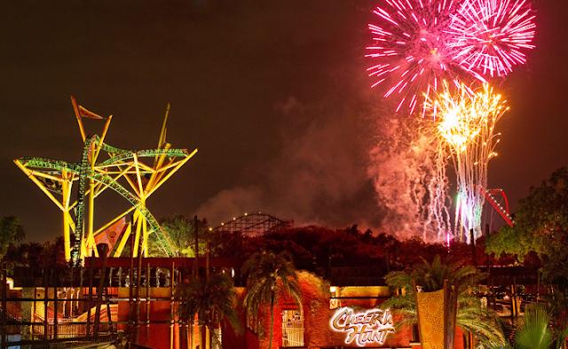 Saiba tudo sobre as noites de verão do parque Busch Gardens em Tampa