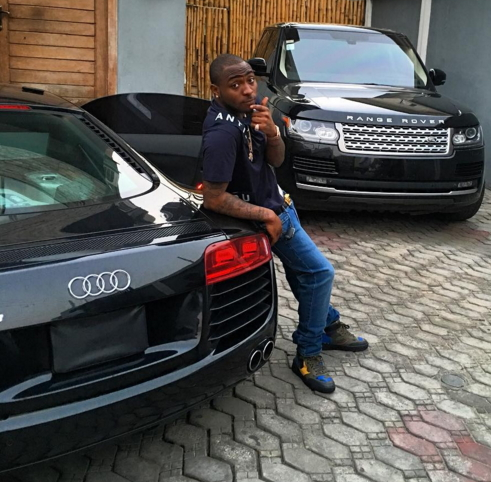 davido cars christmas