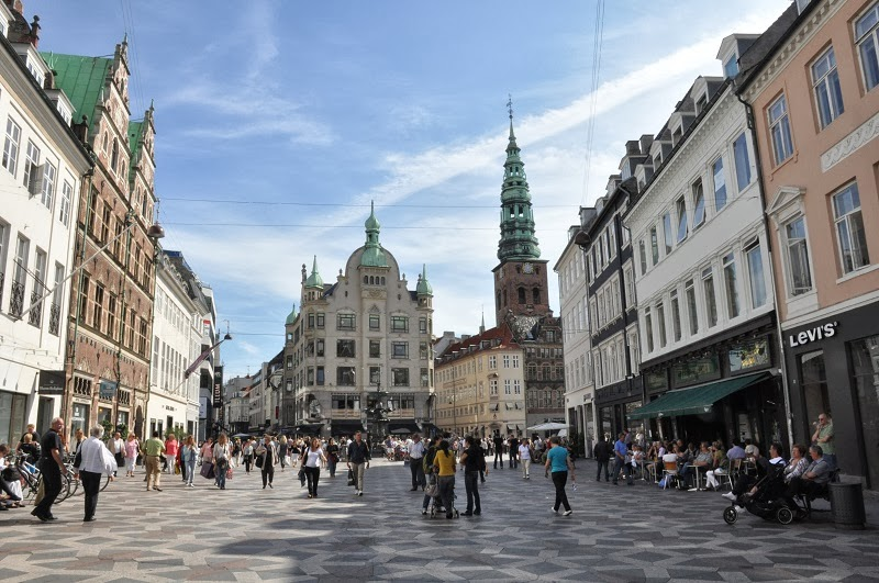 Copenhagen - the Hip City of Scandinavia