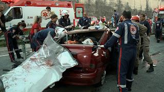 Trânsito matou 44 e deixou 610 feridos e BRs da PB neste ano