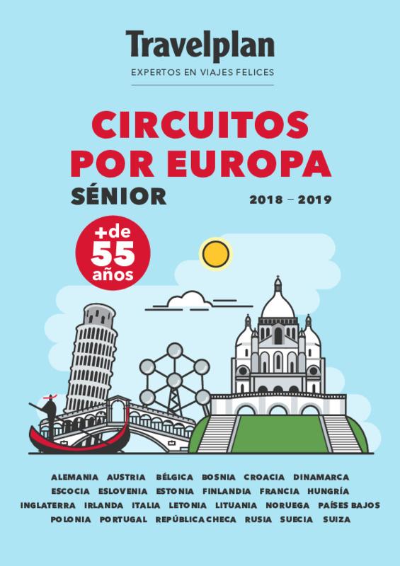 Catálogo Travelplan Circuitos Europa 2018