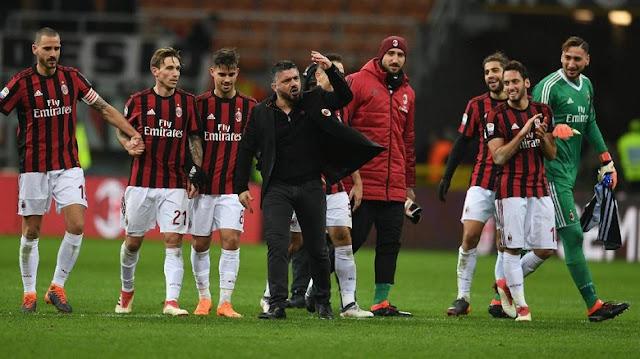 Jelang Liga Europa: Jangan Main Api, Milan!