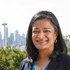 Pramila Jayapal Family Husband Son Daughter Father Mother Age Height Biography Profile Wedding Photos