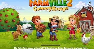 تحميل لعبة المزرعة الجديدة 2018 اخر اصدار  لعبة Game FarmVille 2  مهكرة للاندرويد