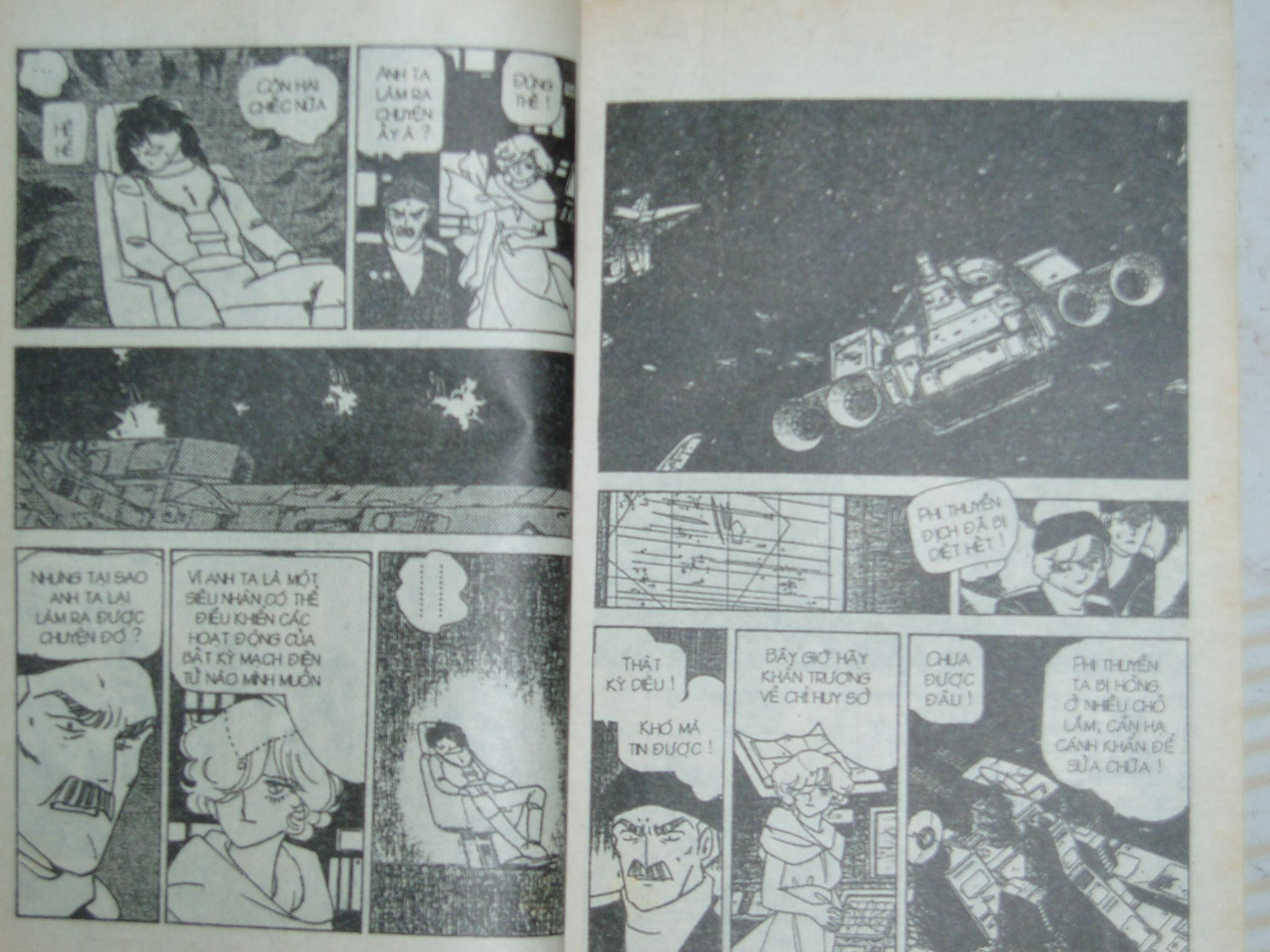 Siêu nhân Locke vol 17 trang 33