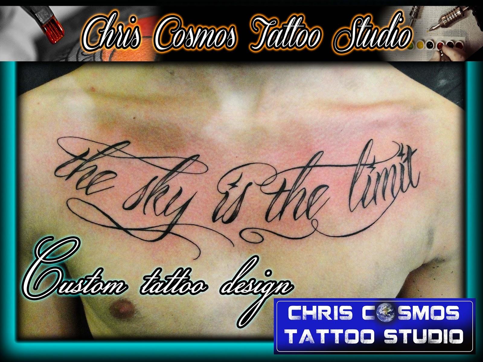 Chris Cosmos Tattoo Studio Limassol Chris Cosmos Tattoo Studio Work