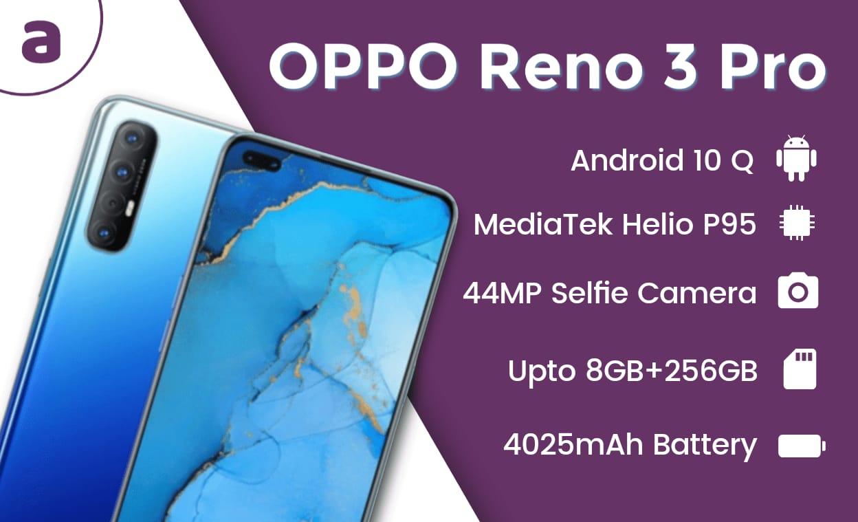 OPPO Reno 3 Pro Features