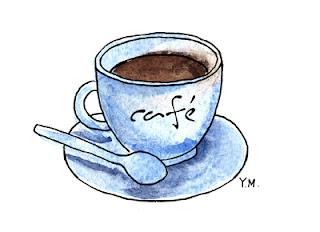 café by Yukié Matsushita