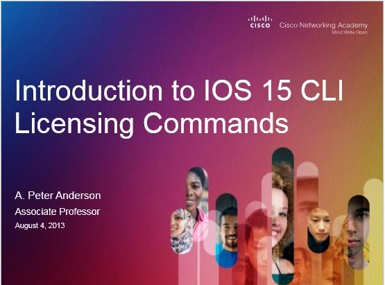 Introduction to IOS 15 CLI Licensing Commands (Verification, Activation, Uninstall)