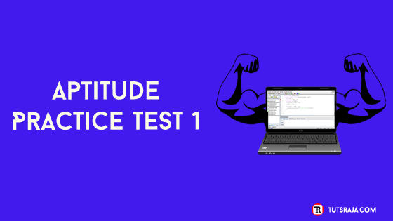 Aptitude Practice Test 1