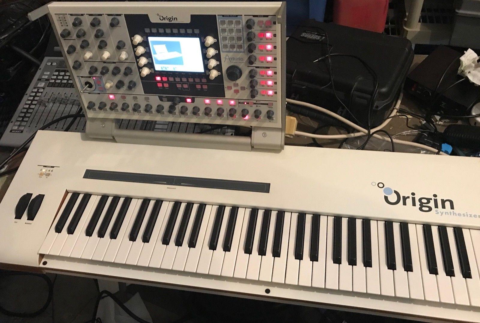 MATRIXSYNTH: Arturia Origin Keyboard, virtual hardware software