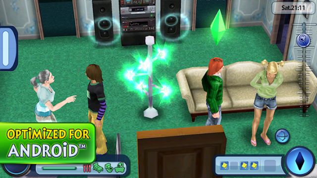 the-sims-3-AppMarsh-1 The Sims 3 Mod Apk v1.5.21 + Data [Unlimited Money] Apps