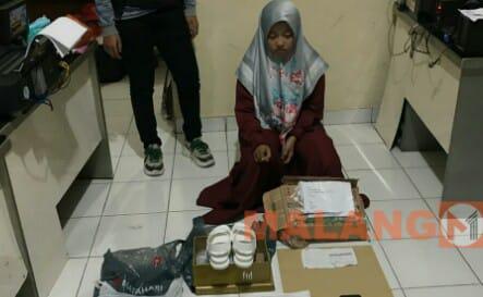 Ternyata Mahasiswi, Pencuri Uang Ratusan Juta Pondok Pesantren