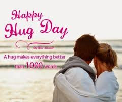 Happy Hug Day Quotes 2016