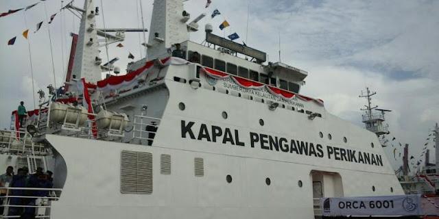 Berantas Illegal Fishing, Menteri Susi Tambah 4 Kapal Pengawas