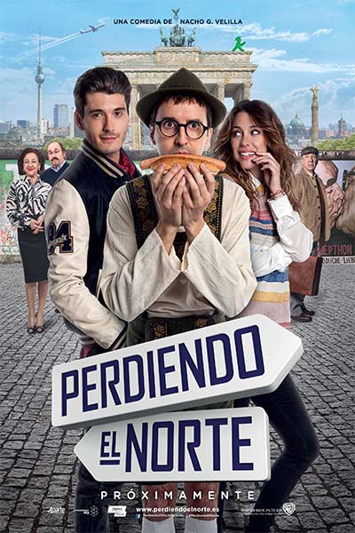 Desnorteados Torrent - BluRay 720p e 1080p Dual Áudio (2016)