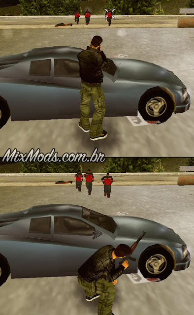 gta 3 cover mod cleo by dk22pac