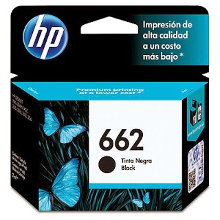 ink cartridge 662 brand new