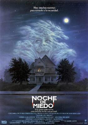 noche de miedo, tom holland, 1985, Chris Sarandon, Roddy McDowall